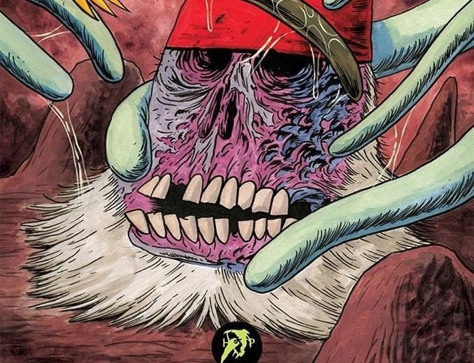 Gnomicide. A Rust Kingdom Tale (Spugna)