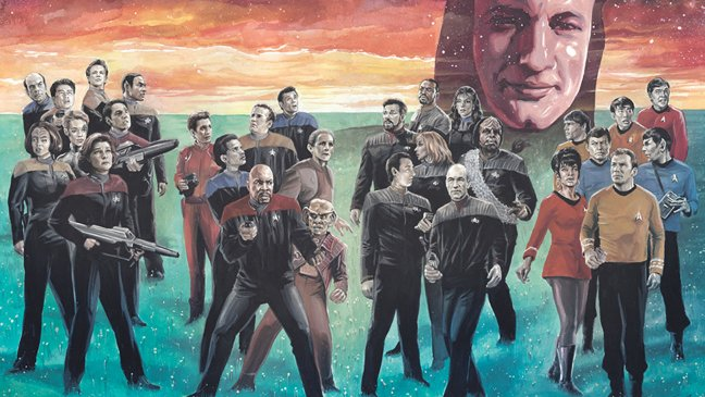 IDW lancia miniserie evento Star Trek: The Q Conflict