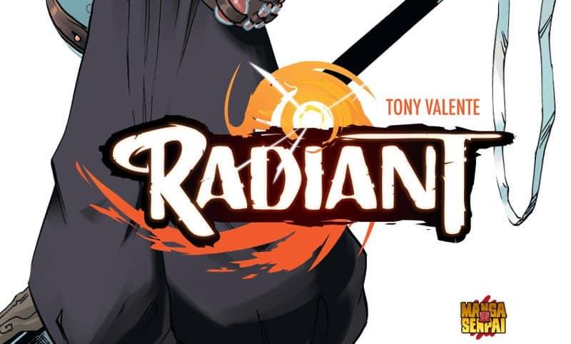 Tony Valente ospite Mangasenpai a Lucca Comics 2018