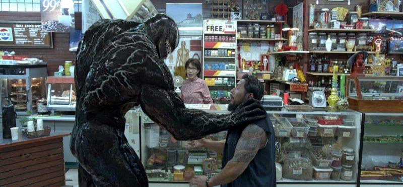 Venom verso ottimo debutto al Box Office USA e internazionale