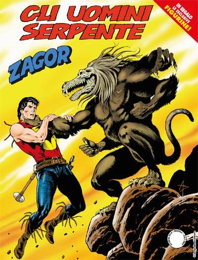 Zagor #639 – Gli uomini serpente (Rauch, Sedioli, Verni)_BreVisioni