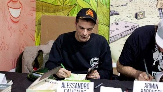 E' morto, a soli 37 anni, il fumettista Alex Caligaris_Notizie