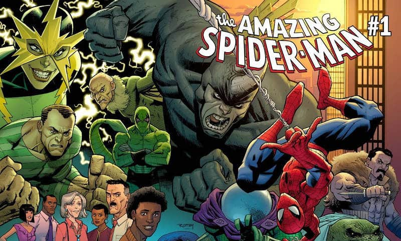 Amazing Spider-Man #1 (AA VV)