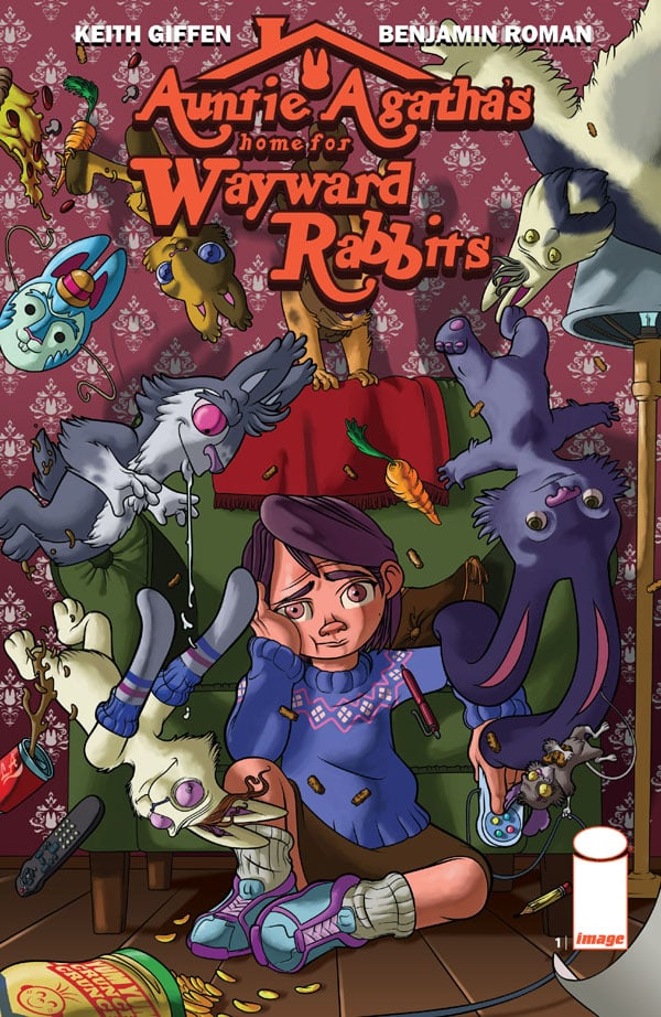 Auntie-Agathas-Home-For-Wayward-Rabbits-1_First Issue