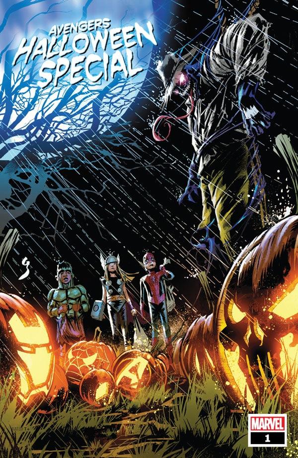 Avengers Halloween Special 1