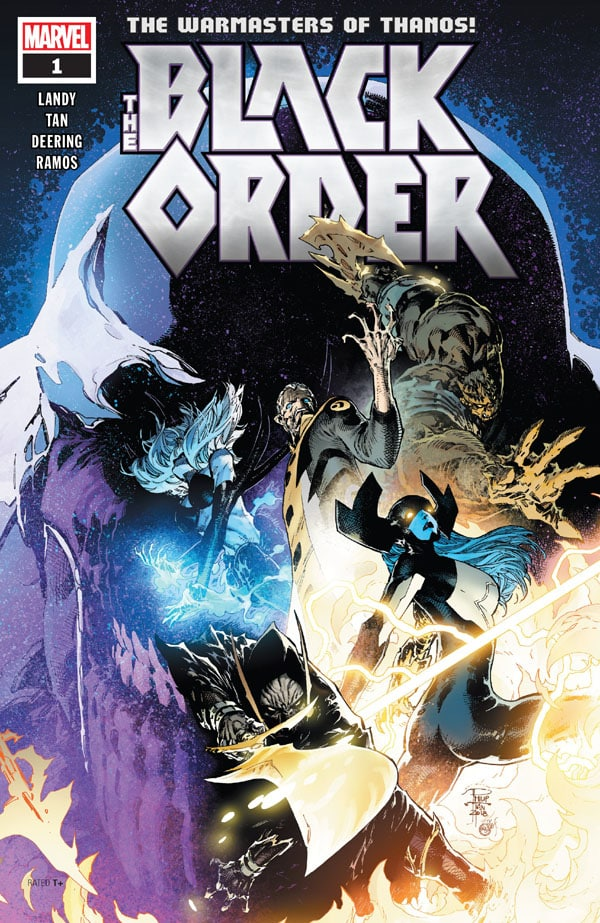 Black-Order-1_First Issue