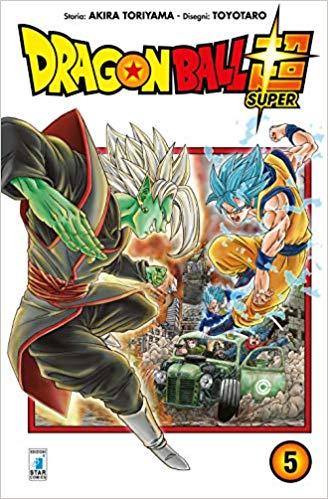 Dragon Ball Super # 5 (Toriyama, Toyotaro)_BreVisioni
