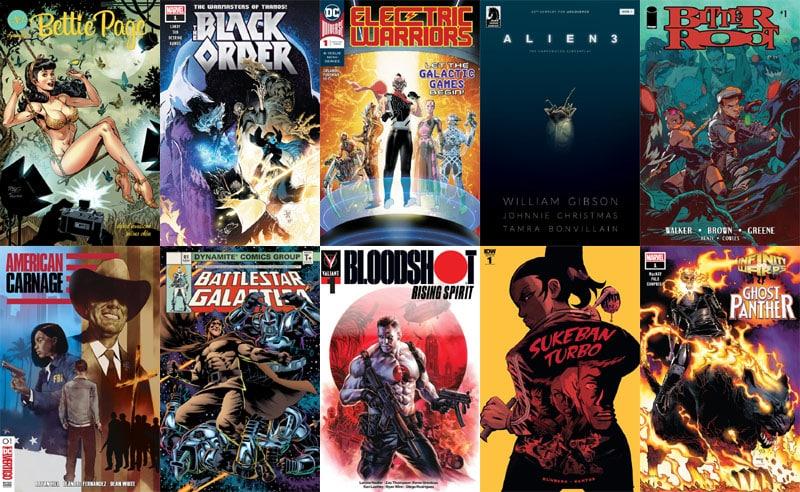 First Issue #36: focus sulla Image Comics