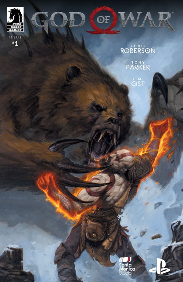 God-of-War-1_First Issue
