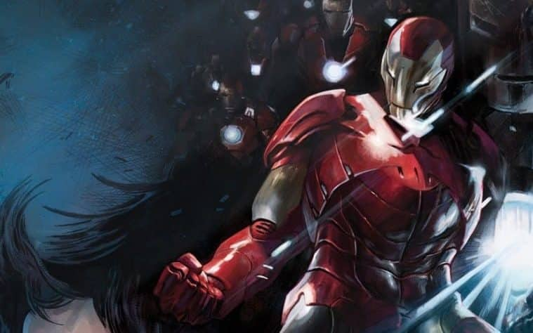 Tony Stark – Iron Man #1 (Slott, Schiti)