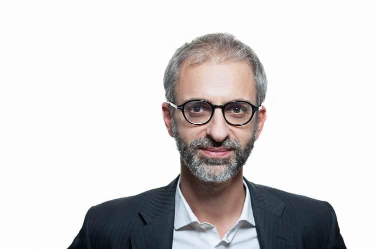 Napoli Comicon 2019: Matteo Stefanelli Direttore Artistico e Giorgio Viaro Curatore sezione Cinema e TV