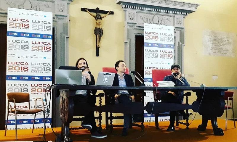 Lucca Comics 2018: Mercurio Loi e la Roma dell'Ottocento