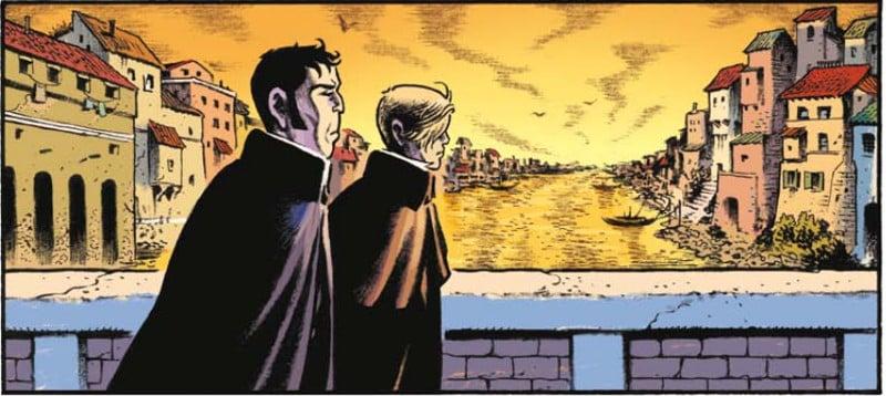 Lucca Comics 2018: Mercurio Loi e la Roma dell'Ottocento_Cronache