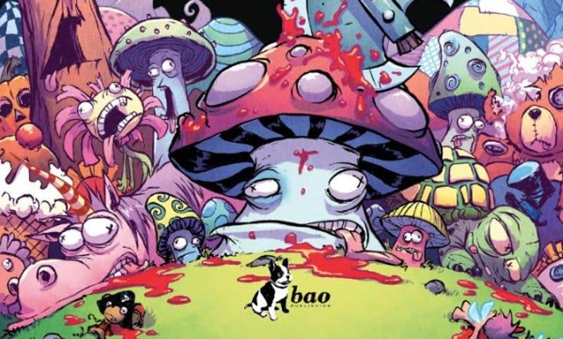 """BAO Publishing pubblica """"Odio Favolandia 4"""""""
