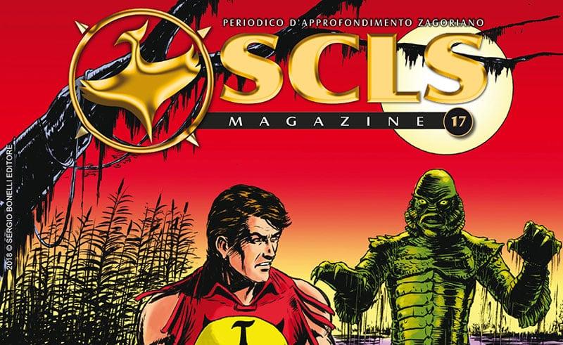 Esce SCLS Magazine #17, il numero del decennale