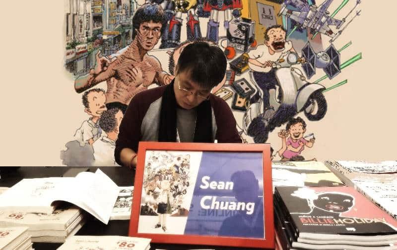 Sean Chuang: ricordi della Taiwan degli anni '80