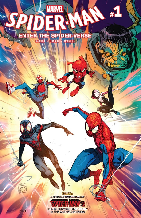 Spider-Man-Enter-The-Spider-Verse-1_First Issue