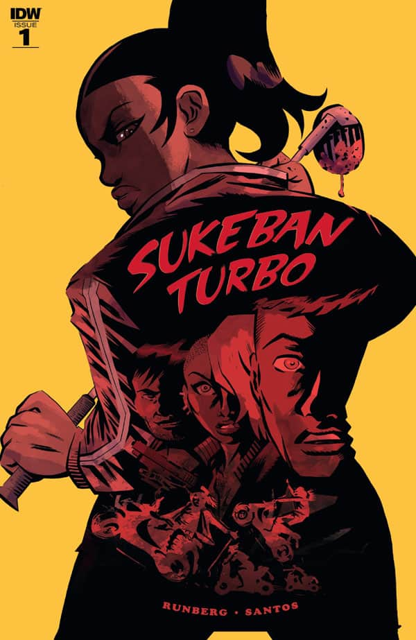 Sukeban-Turbo-1_First Issue