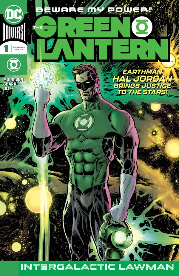 The-Green-Lantern-1_First Issue