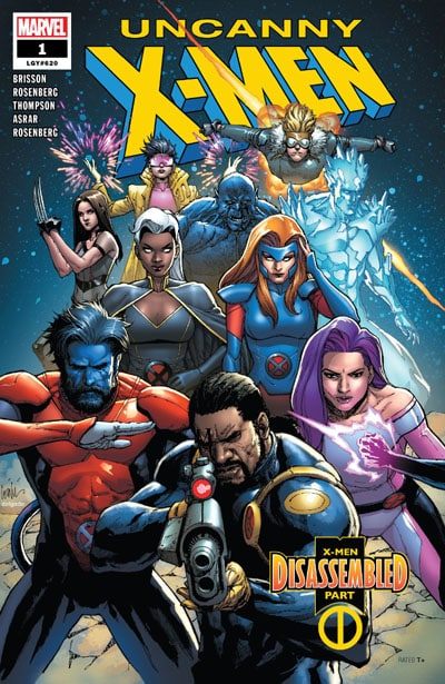 First Issue Presenta: Uncanny X-Men #1_First Issue Recensioni