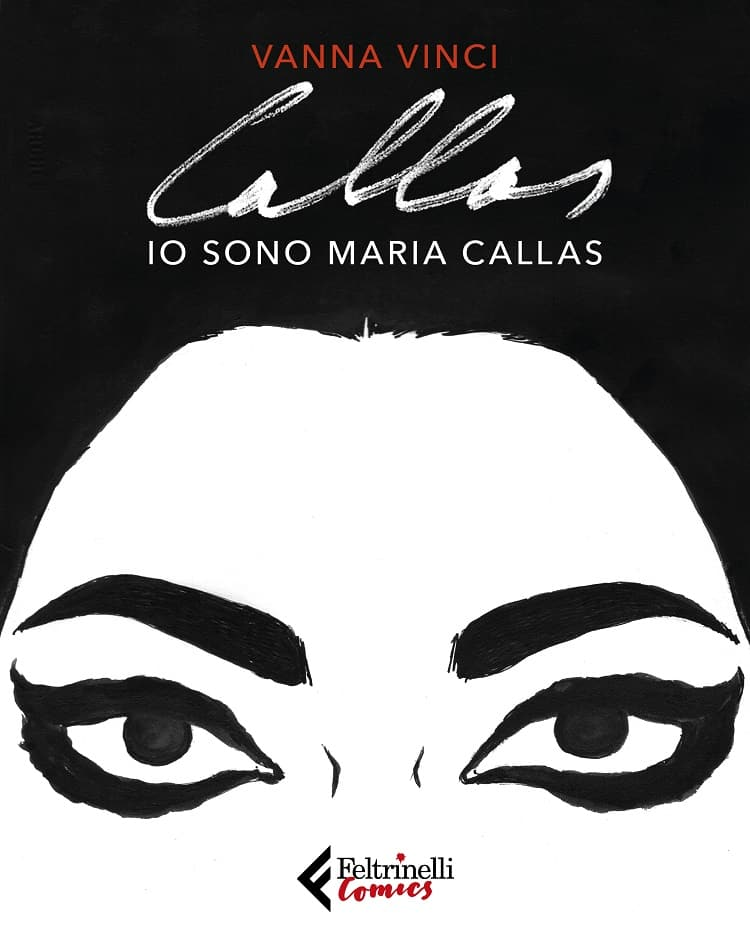 Disponibili Red Light, l'artbook di Milo Manara, e Io sono Maria Callas di Vanna Vinci