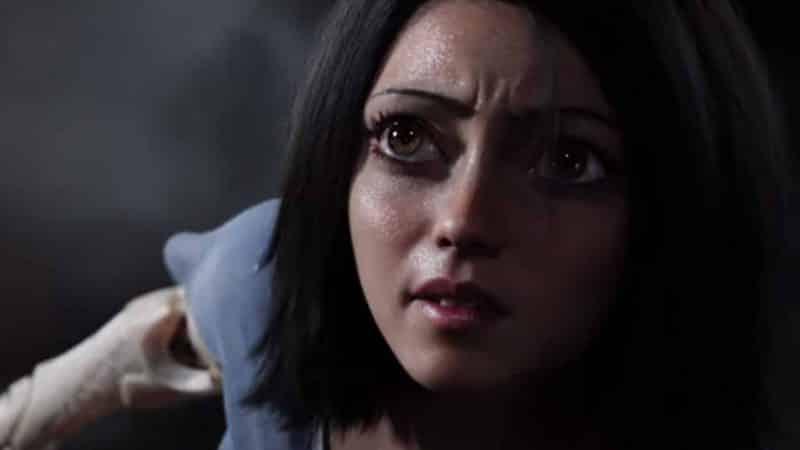 Il nuovo trailer di Alita: Battle Angel