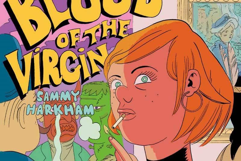 "Sammy Harkham, ""Blood of the Virgin"": un fumetto tra i B-Movie"