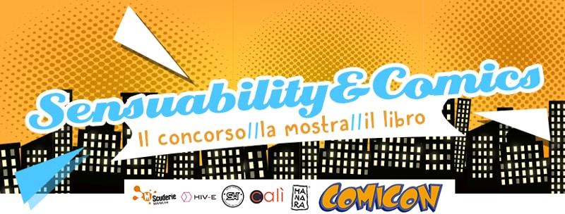 "Concorso ""Sensuability & Comics"""