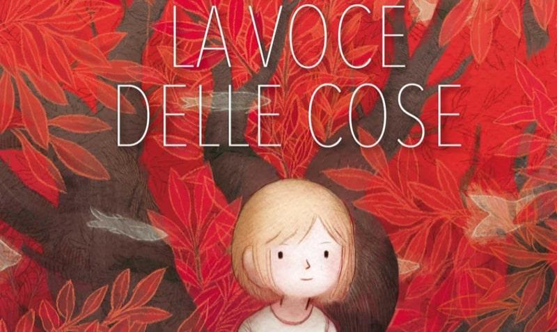 """Da ComicOut arriva """"La voce delle cose"""" di Cécile Bidault"""