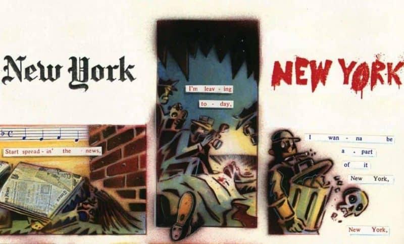 New York ritratta dall'intelligente occhio di Peter Kuper
