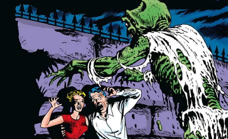 """""""Le grandi storie dell'orrore"""": prima della Marvel, prima del supereroe"""