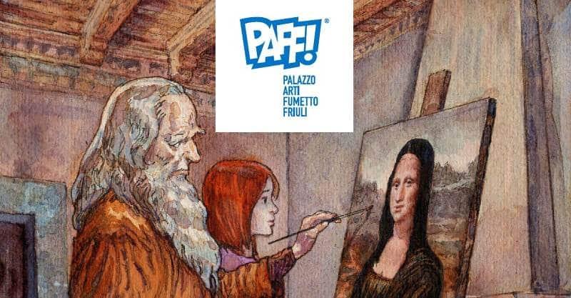 Apre PAFF! Palazzo Arti Fumetto Friuli, a dicembre con Gradimir Smudja
