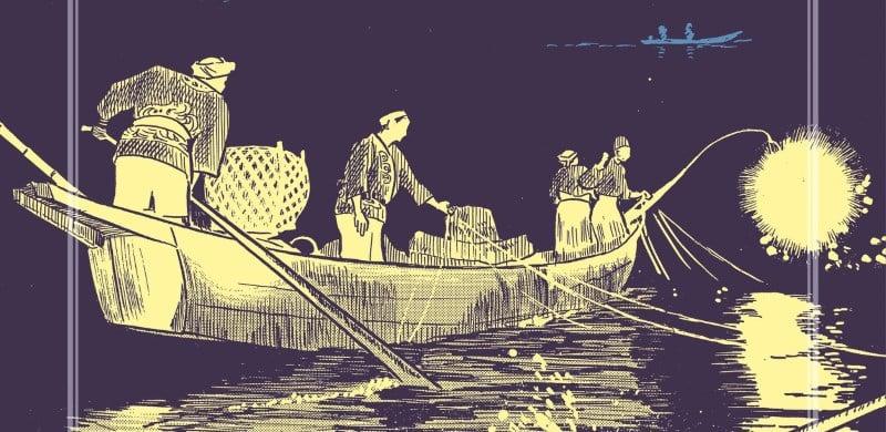 I pescatori di mezzanotte: il lirismo e il vuoto