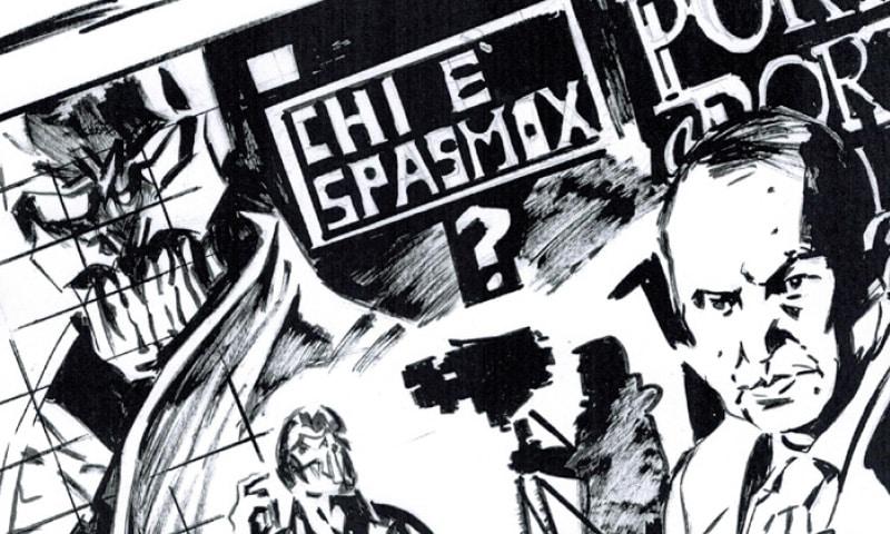 SpasmoX – Torbido: il ritorno dell'antieroe