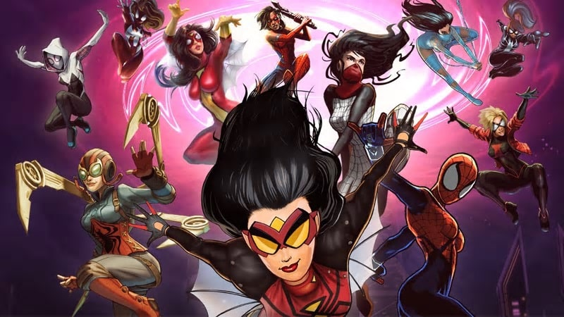 Sony al lavoro su film animato Spider-Women