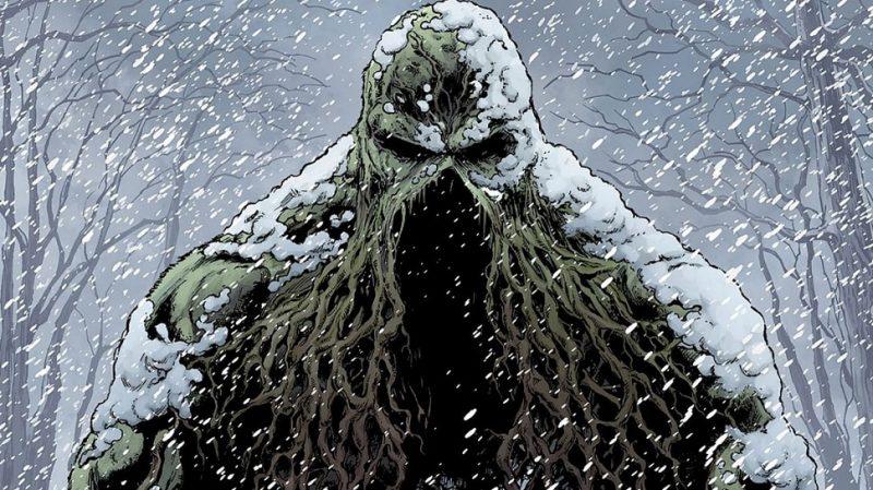Swamp Thing: Andy Bean e Derek Mears nel cast, saranno Alec Holland e la creatura