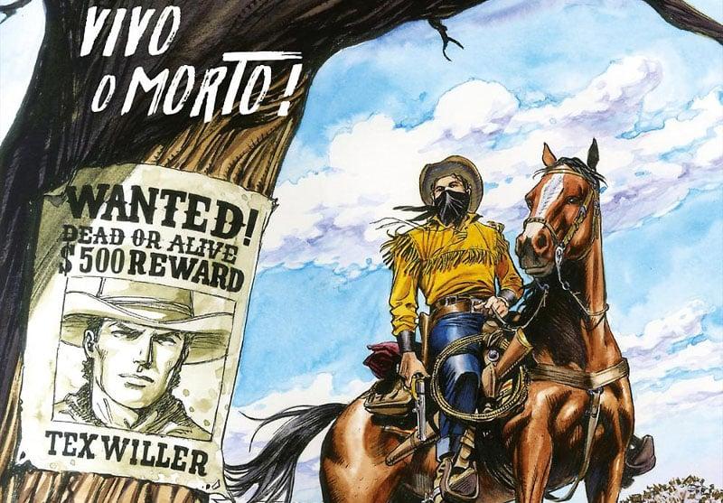 Tex Willer #1: call me Young Gun!