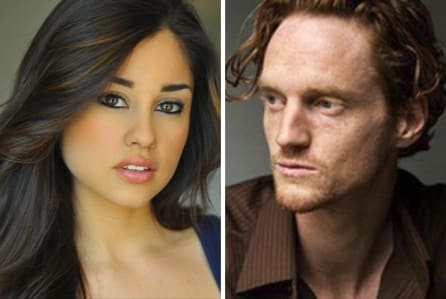 Stargirl: Yvette Monreal e Christopher James Baker nel cast