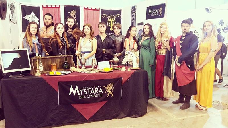 Uniti nella passione per cosplay e animazione: Mystara del Levante
