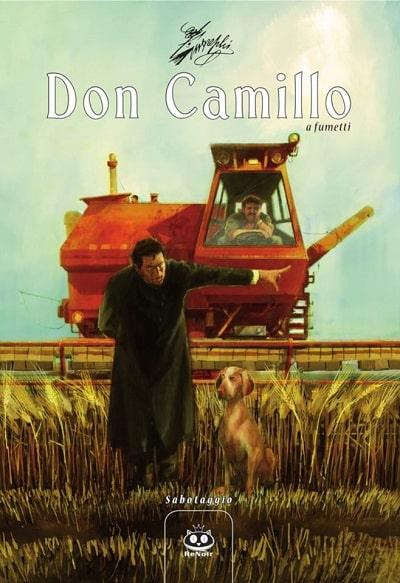 Don Camillo a fumetti: la rinascita di una nazione_Recensioni