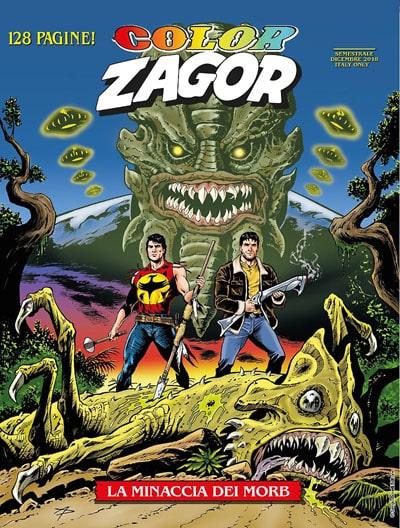 Color Zagor #8 – La minaccia dei Morb (Faraci, Venturi)_BreVisioni
