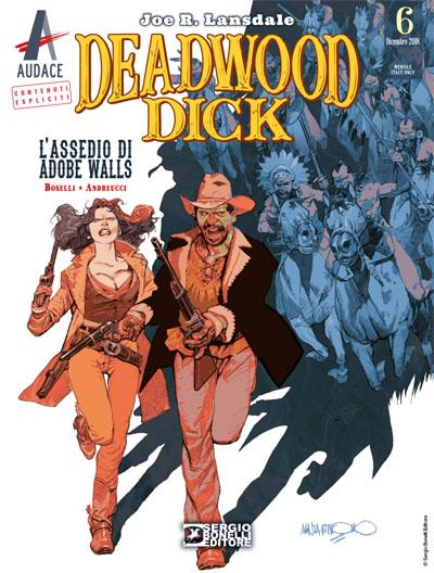 Deadwood Dick #6 – L'assedio di Adobe Walls (Boselli, Andreucci)_BreVisioni