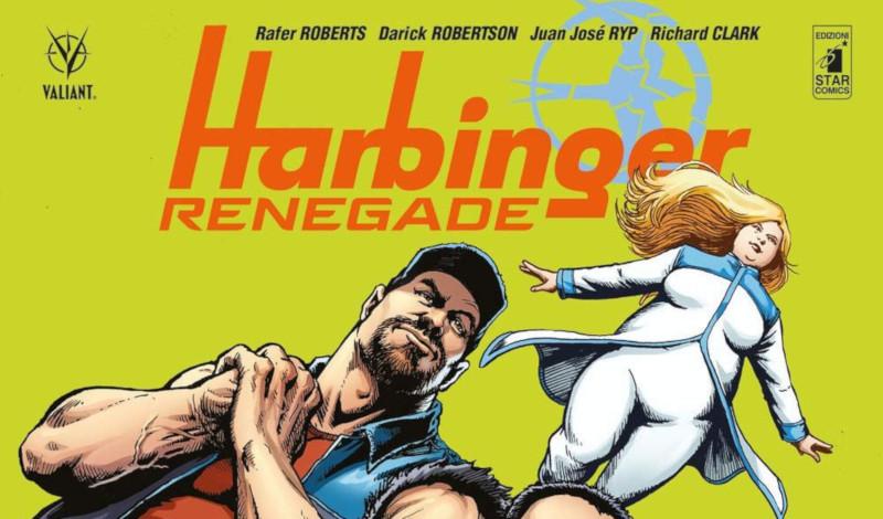 Harbinger Renegade vol. 1 (Roberts, Robertson)