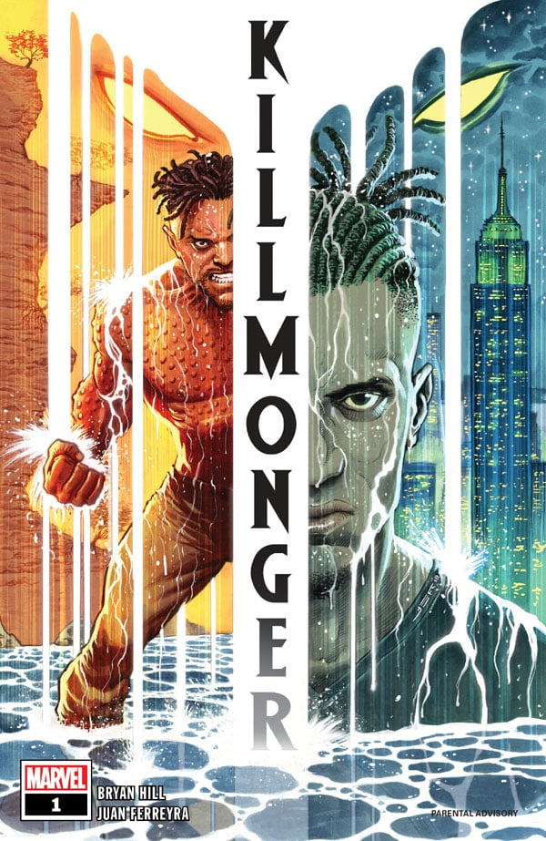 Killmonger-1_First Issue