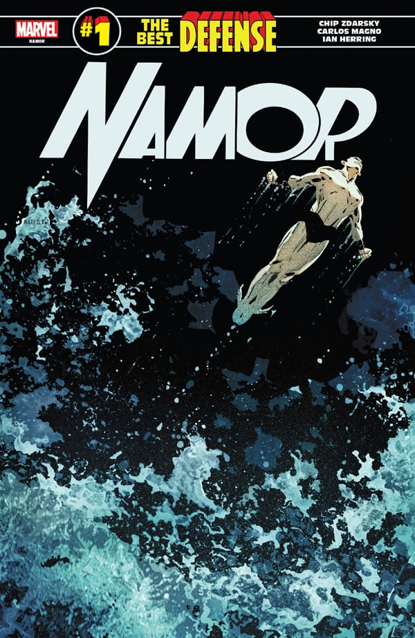 Namor-The-Best-Defense-1_First Issue