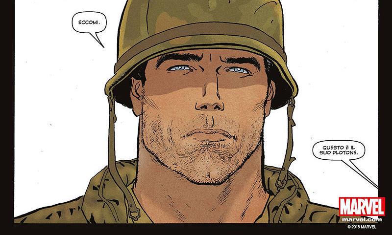 Punisher – The Platoon: la prima missione di Frank Castle.