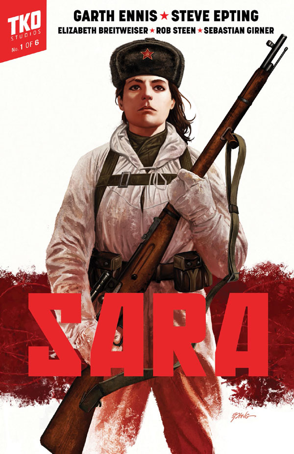 Sara1_First Issue