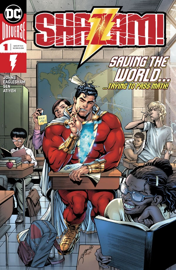 Shazam-1_First Issue