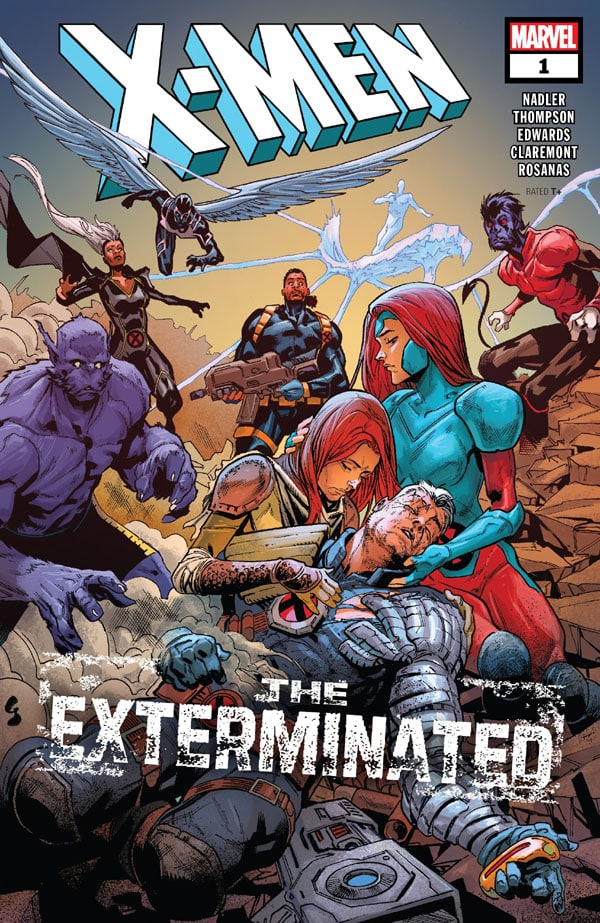 X-Men-The-Exterminated-1_First Issue