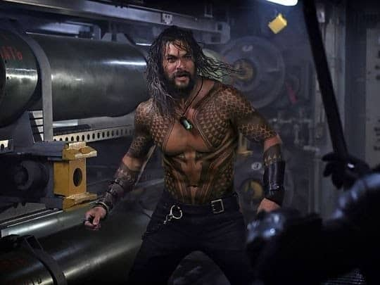 Box Office USA: Aquaman domina nel secondo weekend
